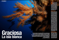 Graciosa Island – Article @ Inmersión Magazine Jan/Feb 2012